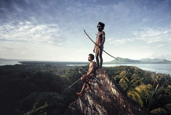 Vanuatu, Vanuatu Islands Photo  © Jimmy Nelson BV courtesy teNeues