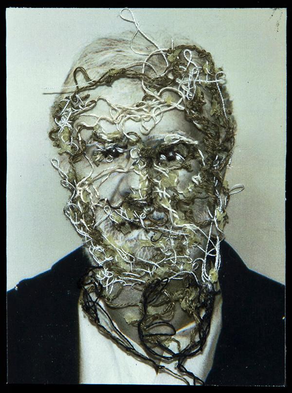 My Teacher Manuel Sendón Art © David Cata