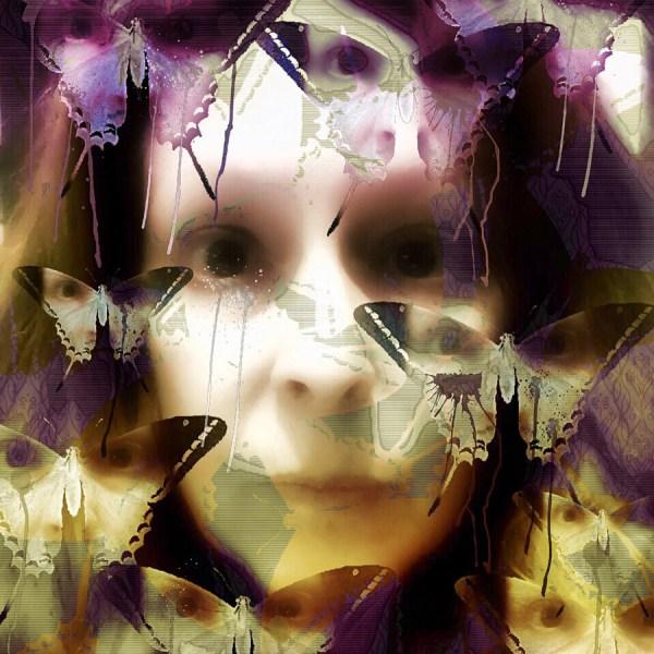 butterfly tears ©Robin Cohen