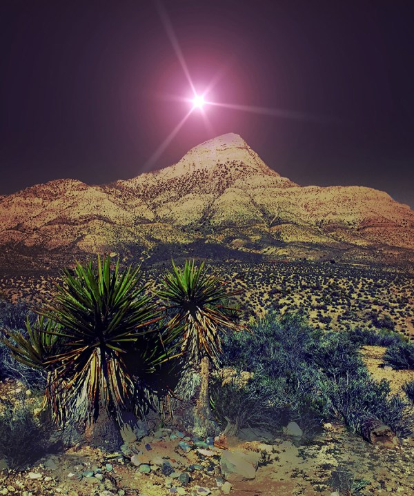 red rock miracle ©Robin Cohen