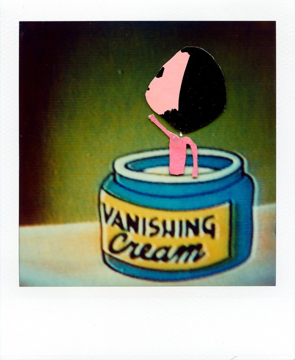 vanishing cream © Elizabeth Schoettle