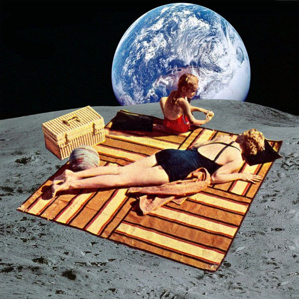 Lunar Vacations ©Eugenia Loli