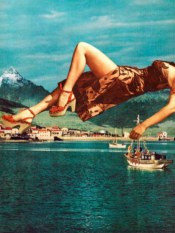 The Siren Waits Thee, Singing Song for Song ©Eugenia Loli