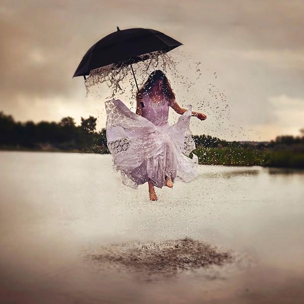 Rainy Day ©Jenna Martin