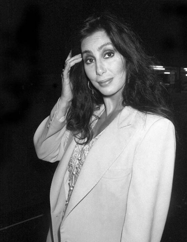Cher ©Gene Shaw