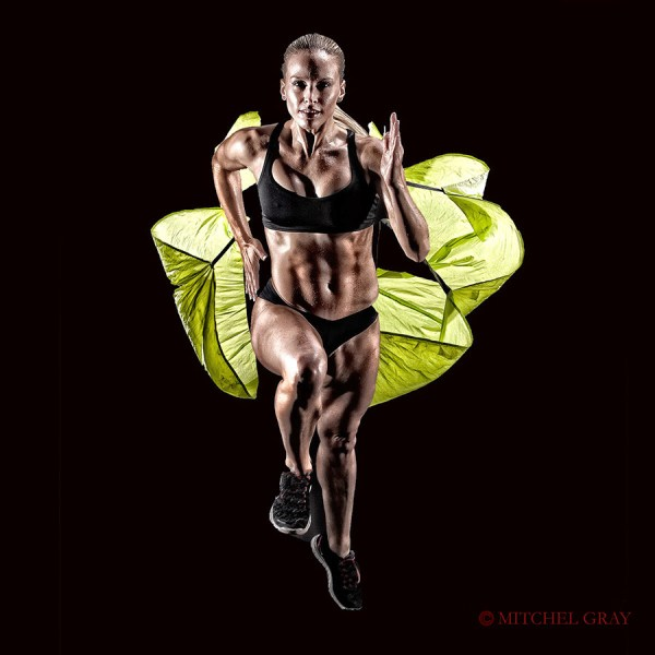 Parachute Runner - ©Mitchel Gray