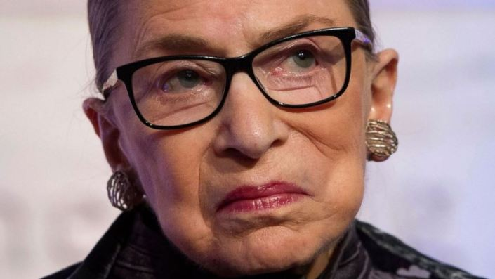 Ruth Bader Ginsburg rushed to hospital at 3 AM…