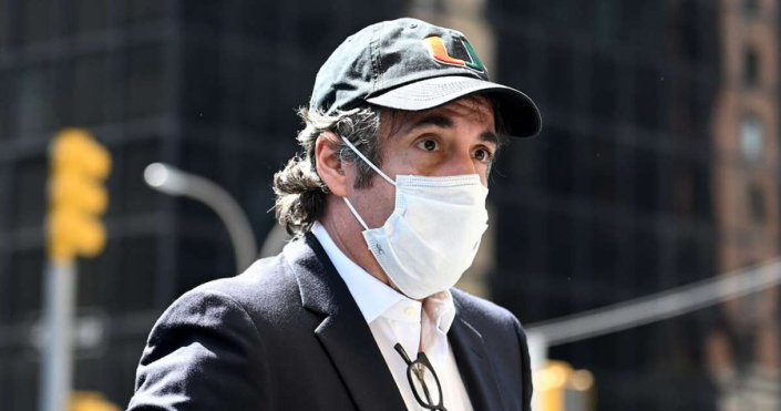 Michael Cohen taken back to federal prison…
