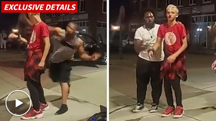 BRUTAL KNOCKOUT GAME — Stranger jumps out of car and sucker punches 12 year-old boy in Missouri