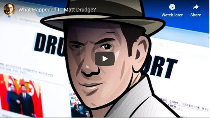 Paul Joseph Watson discusses Drudge and CFP…