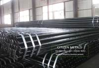 ASTM A53 Welded Black Steel Pipe manufacturer| seamless ...