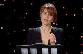 Paola Cortellesi video monologo David di Donatello 2018