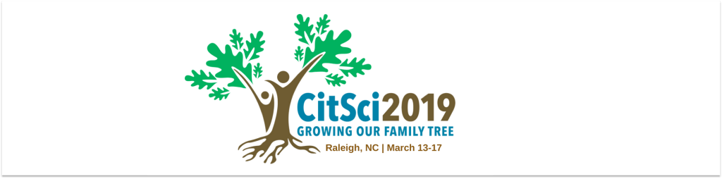 Citizen Science Association Conference 2019 Banner