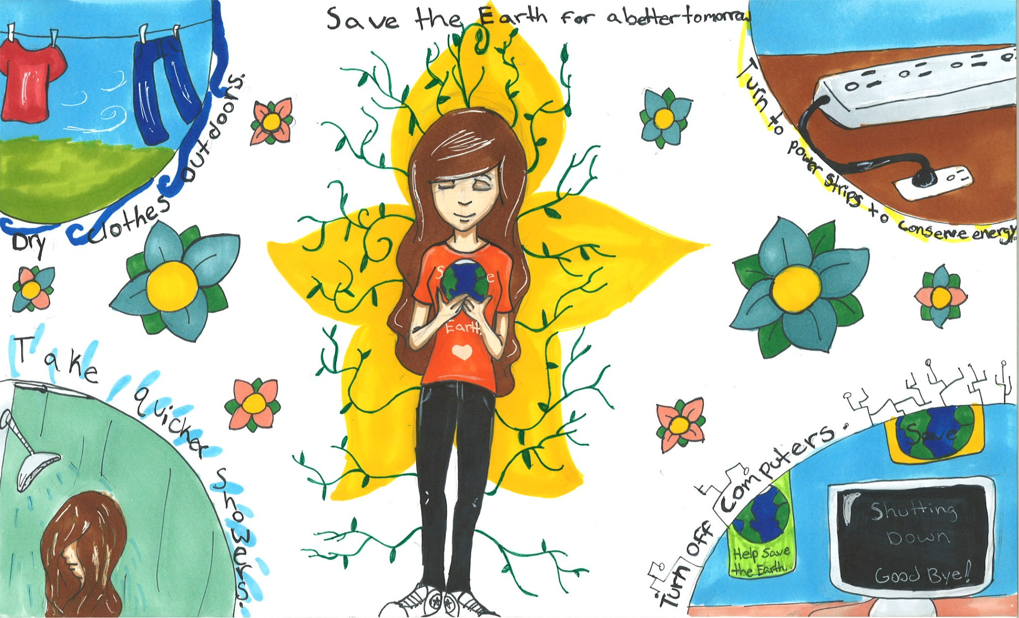 hight resolution of Student Poster Contest - Citizens Energy Group