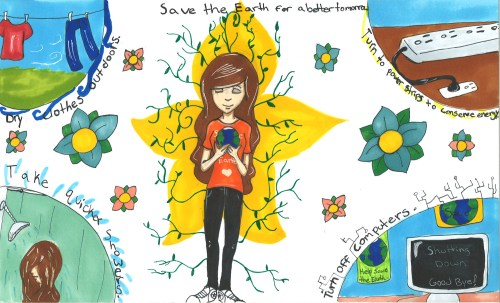 small resolution of Student Poster Contest - Citizens Energy Group