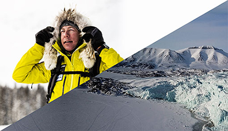Polar Adventurer Eric Larsen
