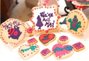 Citlali Rose Alice Wonderland Cookies Mix
