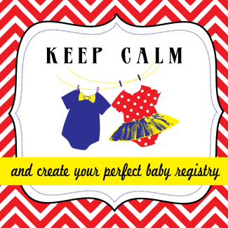 Citlali Rose | Keep Calm and create your perfect registry