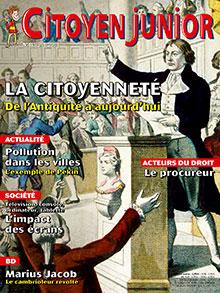 La citoyenneté : de l'Antiquité à ajourd'hui
