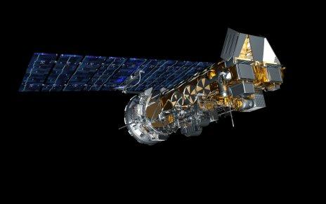 Wahana Citra Satelit NOAA