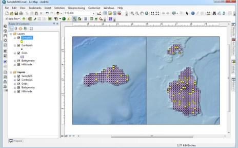 Tool Desain Sampel ArcGIS