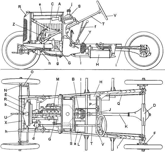 citroen schema moteur monophase transmission
