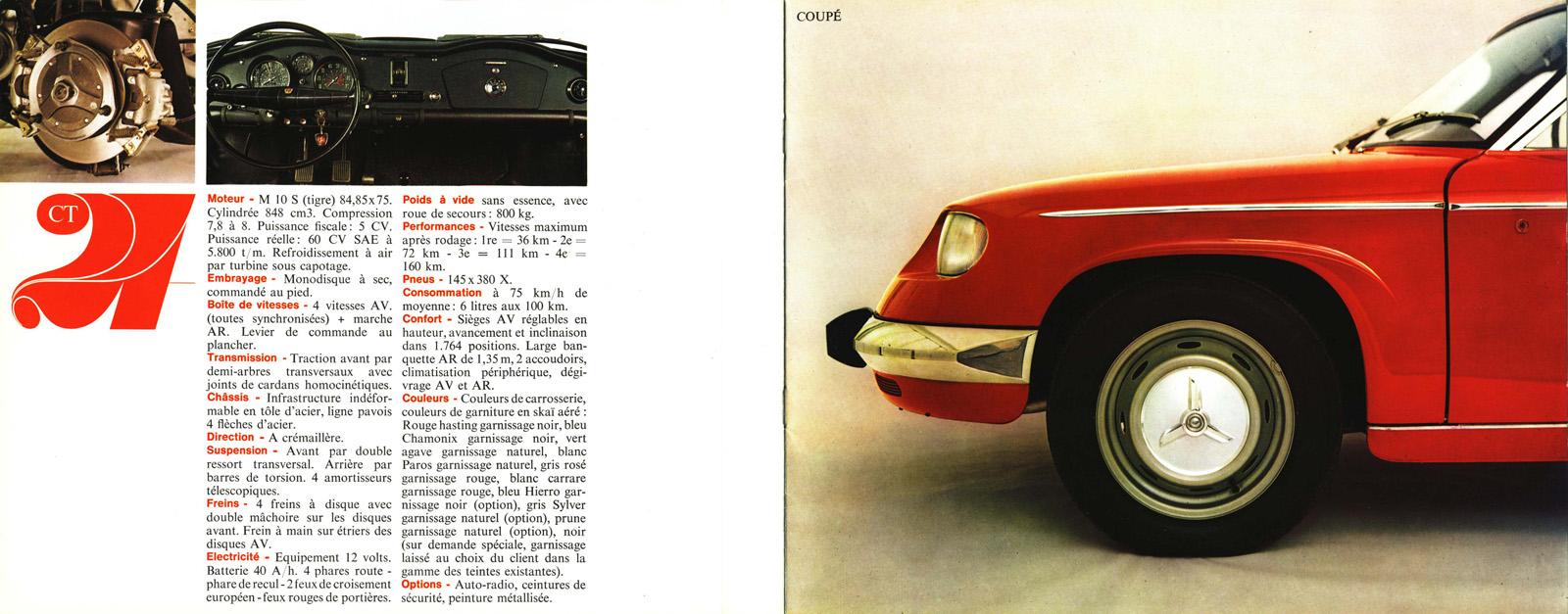 Panhard 24 Brochure
