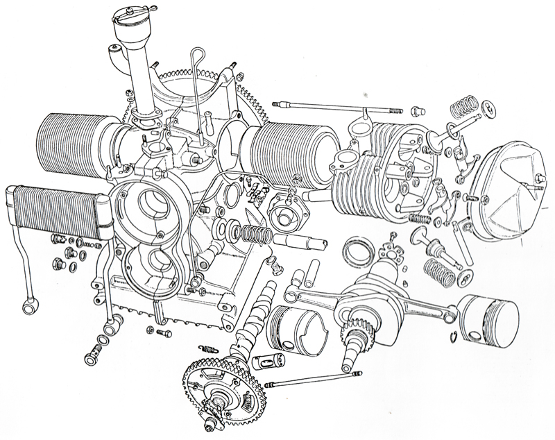 The Engine Cutaway View, The, Free Engine Image For User