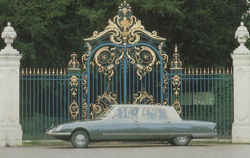 Citron DS Chapron Presidential Car