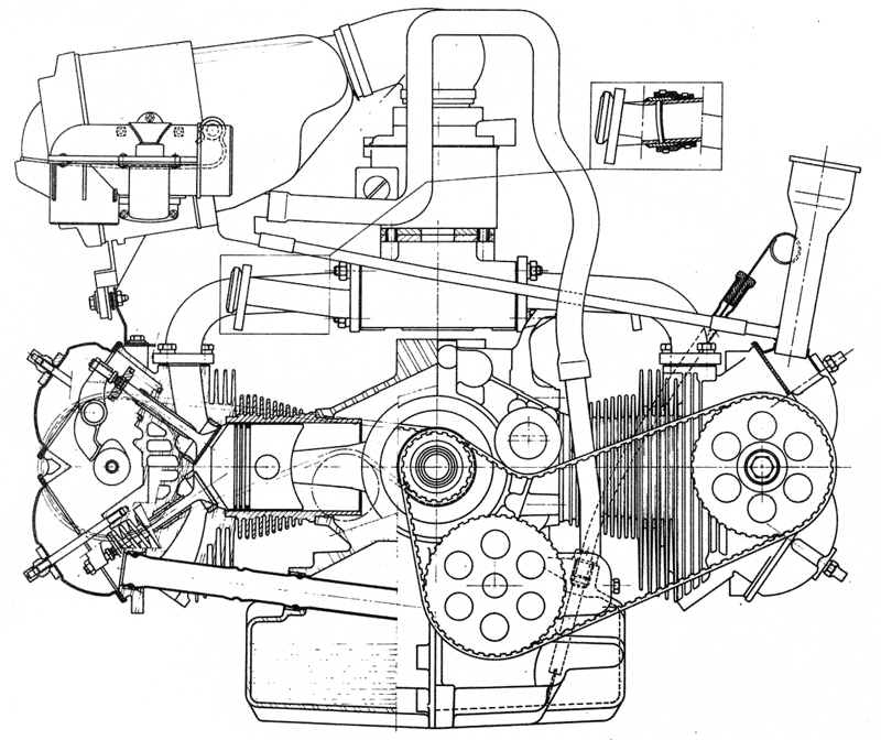 Flat Engine Diagram, Flat, Free Engine Image For User