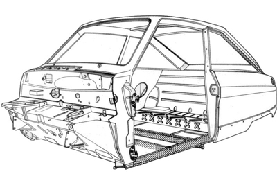 Citroen Hydraulic Suspension Ram 1500 Suspension Wiring