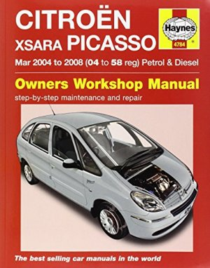 Citroen Xsara Picasso Service and Repair Manual (Haynes