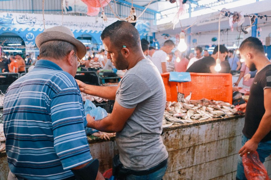 travel, traveling family, places to see, places to visit, africa, tunisia, tunisie, monastir, fish market, beautiful places