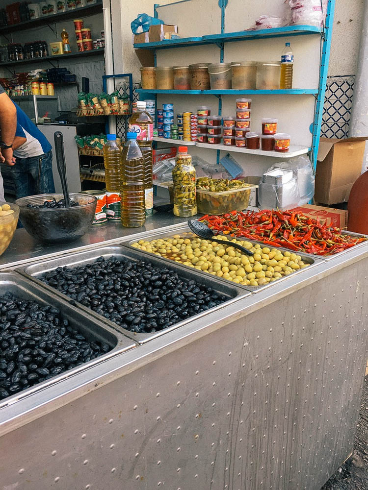 travel, traveling family, places to see, places to visit, africa, tunisia, tunisie, monastir, beautiful places , fresh olives, market