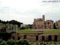 Diario di viaggio a Roma