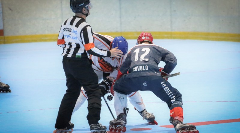 Asiago Vipers – Cittadella Hockey / 26/10/2019