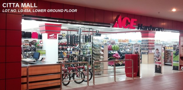 ACE Hardware Citta Mall