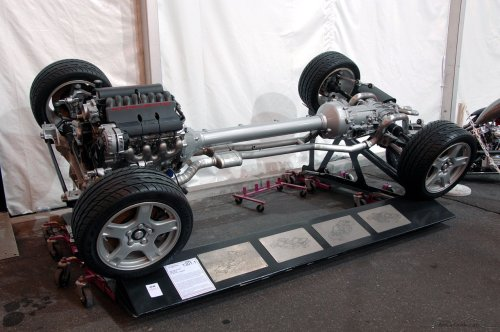 small resolution of american cars with rear transaxle chevrolet corvette c5 chassis jpg
