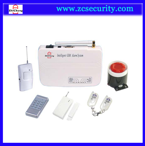 Zc Security Gsm Alarm System