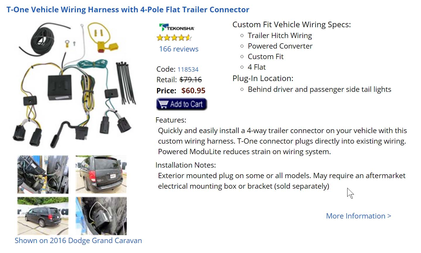 caravan internal wiring diagram jeep wrangler 2016 dodge grand trailer harness 47