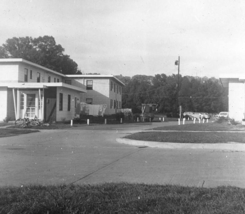 1950s1970s Stratford Manor  Eastwood Village