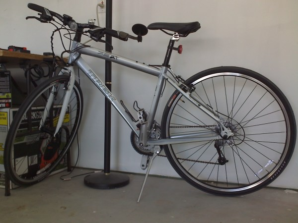 Seeking Good Hybrid Bicycle