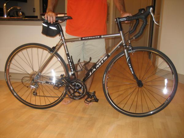 Good Hybrid Bicycle