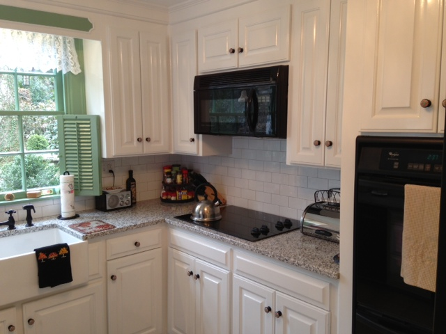 kitchen cabinets greenville sc modern table 1960's partial remodel - do you still have your ...
