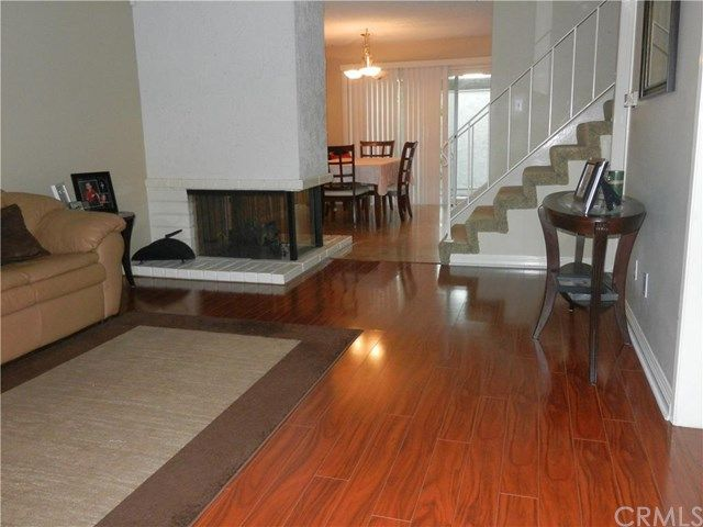 Wood Floor Living Room Tile Kitchen