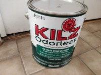 Can I use water-based paint over oil-based primer? (floor ...