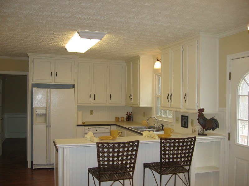 Decorating and Inexpensive Kitchen Upgrade Ideas  Home