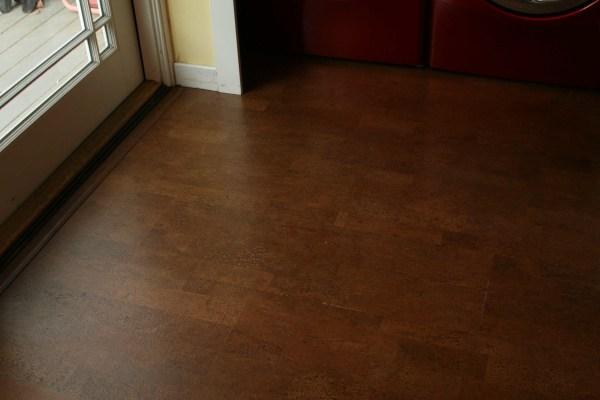 Cork Floor Tiles Kitchen