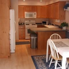 Wood Kitchen Floors Custom Cabinet Doors Dark Hardwood Paint Colors To Match
