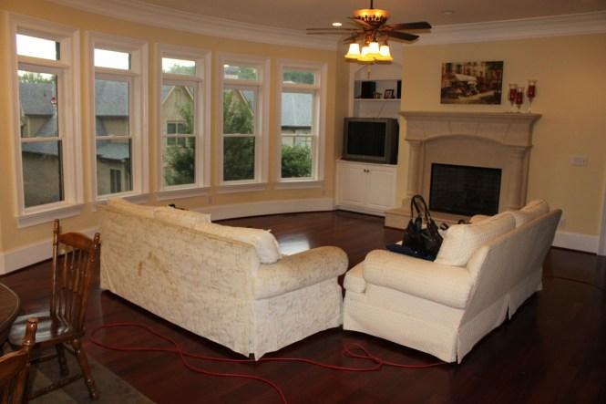 Corner Fireplace Living Room Setup Carameloffers